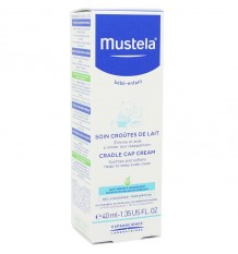 Mustela Creme Crosta Láctea 40ml