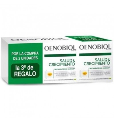 Oenobiol Health Growth 180 Capsules
