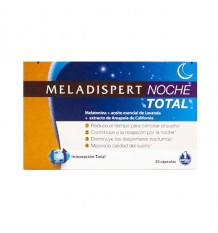 Meladispert Night Total Of 30 Capsules