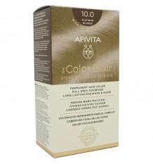Farbstoff Apivita 10.0 Platinum Blonde