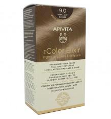 Colorant Apivita 9.0 Blond Très Clair/Blond Très Clair
