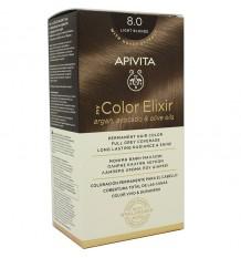 Colorant Apivita 8.0 Blond CLar