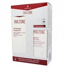 Pack Iraltone Ds Crème 30ml+Ds Shampooing 200ml