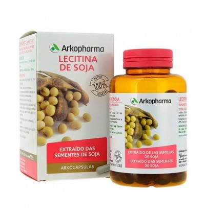 Arkocapsulas Soy Lecithin 150 Capsules Bio