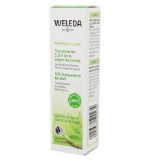 Weleda Naturally Clear Tratamiento SOS Anti-imperfecciones 10ml