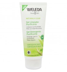 Weleda Naturally Clear cleansing Gel Cleansing 100 ml