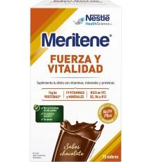 Meritene Chocolat 15 enveloppes