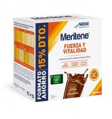 Meritene Duplo Schokolade 30 Umschläge bieten
