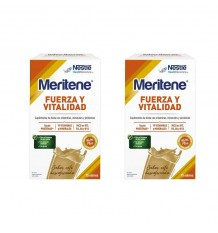 Meritene Cafe entkoffeiniert Duplo 30 Umschläge bieten
