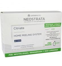 Neostrata Citriate Hps 20 AHA + Radiance Oil Free 7 Ampolas