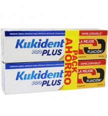 Kukident Pro Double Action 40g+40g Dual Supply