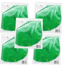 Mascarilla FFP2 NR Promask Verde Pack 5 Unidades