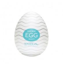 Tenga Egg Masturbator Egg Wavy