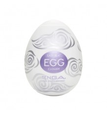 Tenga Egg Masturbateur Egg Cloudy