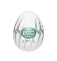Tenga Egg Masturbateur Egg Thunder