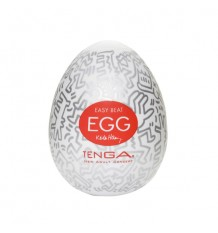 Tenga Egg Huevo Masturbador Keith Haring Dance