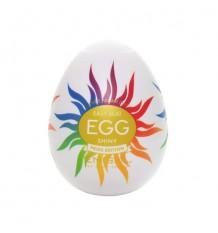 Tenga Egg Masturbator Egg Shiny Pride Edition