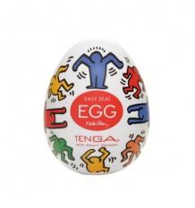 Tenga Egg Masturbator Egg Keith Haring Dance