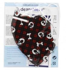 Deanshield Masque Réutilisable Higienica Enfants Crânes