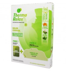 Thermo Entspannende Phyto Zervikale 3 Patches Mit 3 Behandlungen