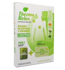 Thermo Relaxing Phyto Aches, Back Shoulders 6 Treatments