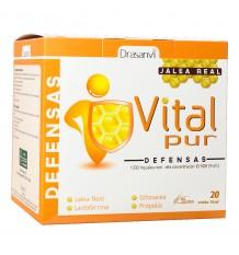 Vitalpur Defenses Royal Jelly 20 Vials 15ml