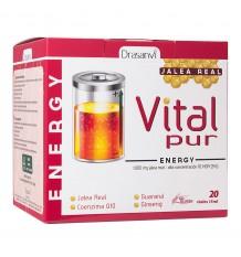 Vitalpur Energy Geléia Real 20 Frascos de 15ml