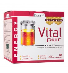 Vitalpur Energy Jalea Real 20 Viales 15ml