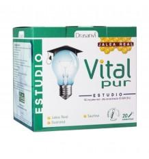 Vitalpur Study Royal Jelly 20 Vials 15ml