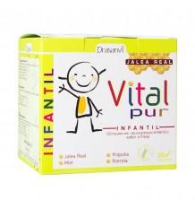 Vitalpur Junior Jalea Real 20 Viales 15ml