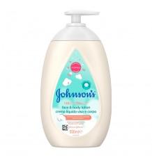 Johnsons Locion Cotton Touch 500ml