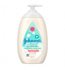 Johnsons Lotion Toucher Coton 500ml