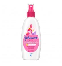 Johnsons Conditioner Spray Drops Shine 200ml