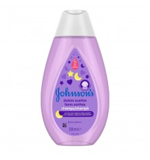 Johnsons Xampu Doce Sonhos 500ml