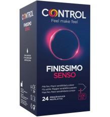Preservativos Controle Senso 24 Unidades