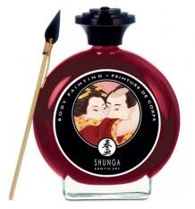 Shunga Body Paint Strawberry Champagne