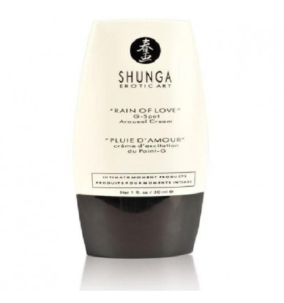 Shunga Rain of Love Cream Stimulating the G Spot