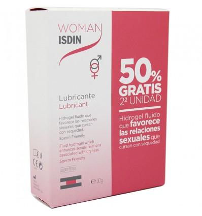 Woman Isdin Lubricante Hidrogel 30g+30g Duplo Promocion