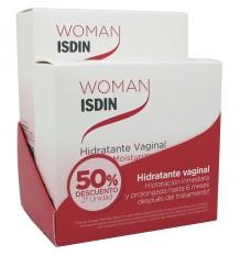Woman Isdin Moisturizing Vaginal 12+12 Applicators Duplo Promotion