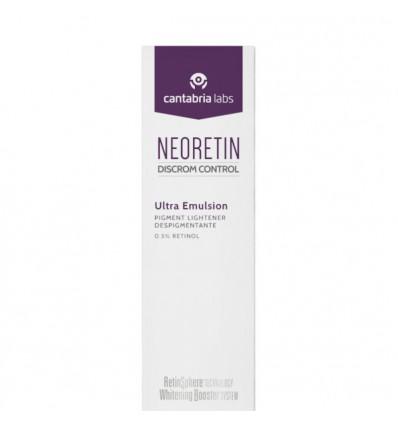 Neoretin Discrom Control Ultra Emulsion 30 ml