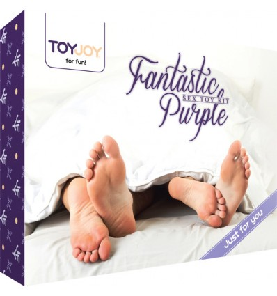 Brinquedos Sexuais Kit Fantastic Purple