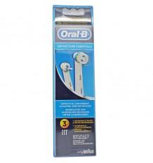 Peças De Reposição Oral B Ortho Care 3 Unidades