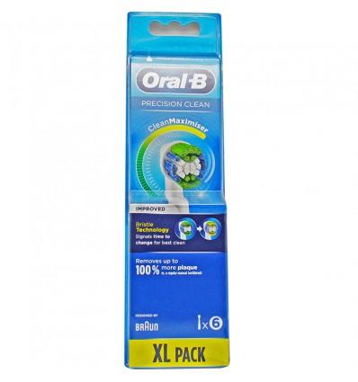 Recambios Oral B Precision Clean 3+3 Pack Savings