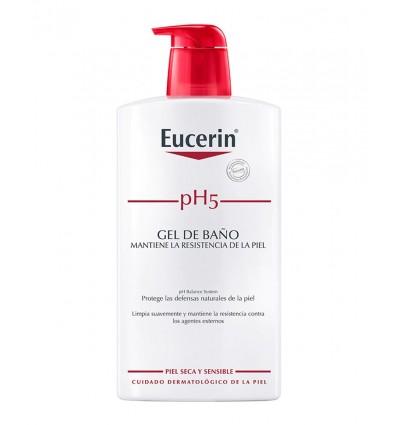 Eucerin Ph5 Gel de Banho 1000ml