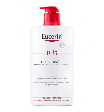 Eucerin Ph5 Gel de Baño 1000ml