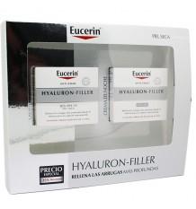 Eucerin Baú Hyaluron Filler Creme pele seca Dia 50ml + Creme Noite 50ml comprar