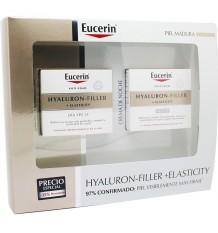 Eucerin Hyaluron Filler Elasticity Dia fps15 50ml + Elasticity Crema Noche 50 ml