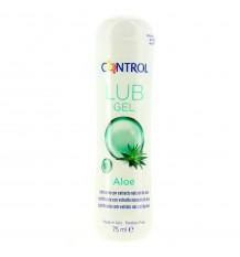 Control Lubricant Aloe 75ml