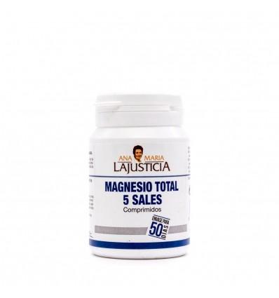 Ana Maria Lajusticia Magnesium Insgesamt 5 Sales mit 100 Tabletten