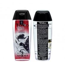 Shunga Toko Lubrifiant Arôme de Cerise Ardente 165ml